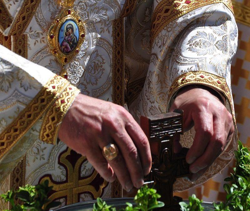 Petro Skrijka: Próba powtórnego ochrzczenia Nikofora