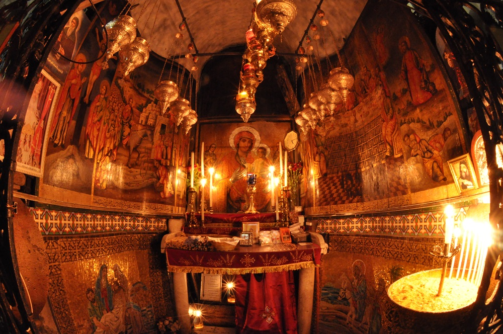 Święto Zwiastowania – Błahowiszczennia Preswjatoji Bohorodyci