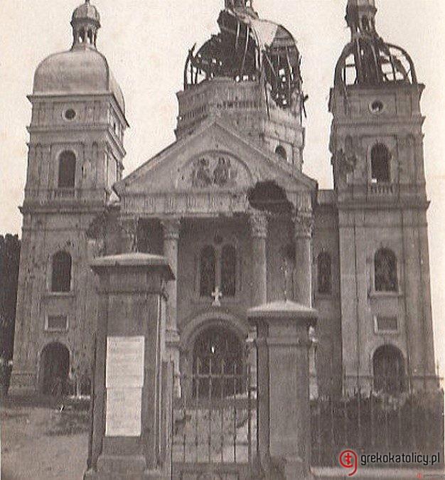 Działalność Kościoła greckokatolickiego 1957-1996