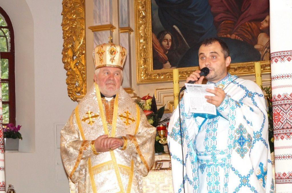Влакика кир Петро Крик у Ряшеві