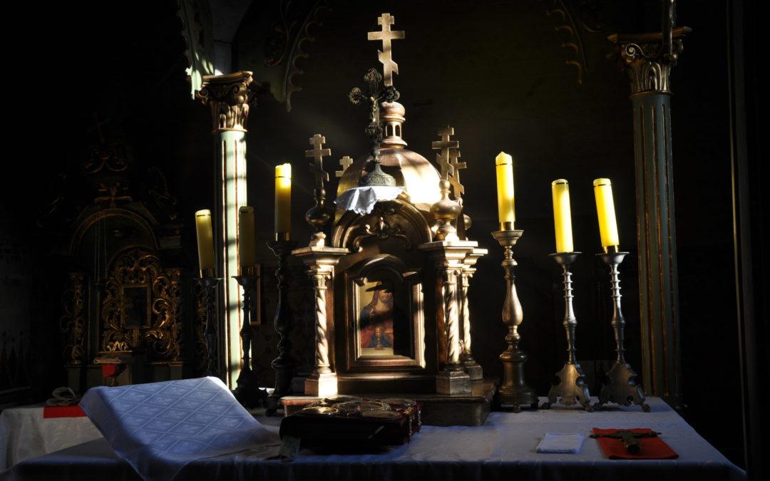 Działalność Kościoła greckokatolickiego  w latach 1957-1996