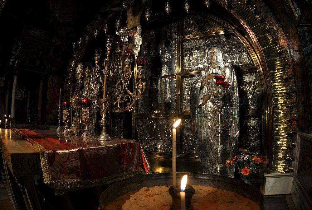 Petro Skrijka: Śpiewy w opuszczonej cerkwi