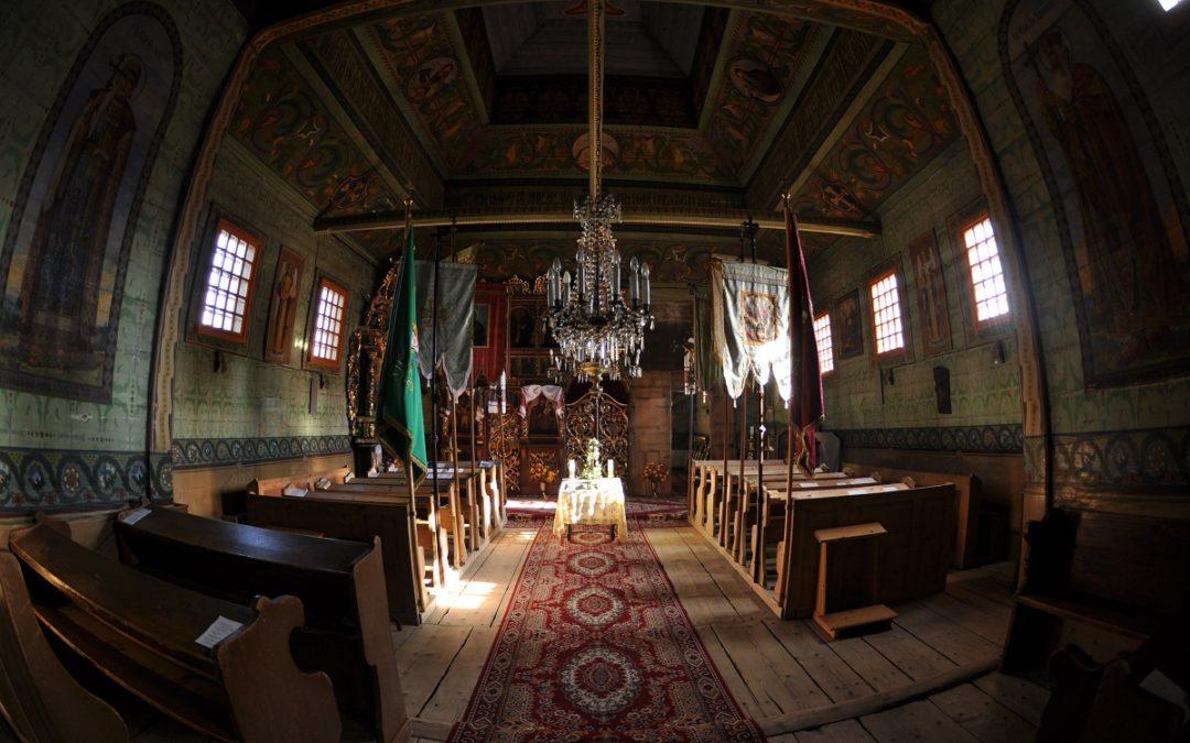 Parafia greckokatolicka p.w. św. Paraskewy w Wysoczanach