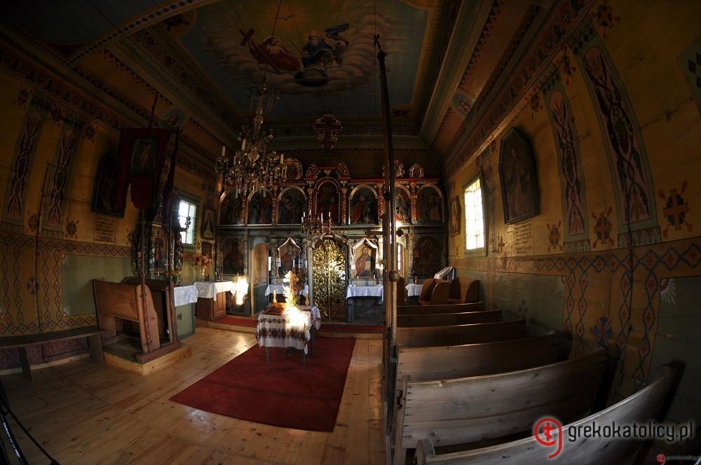 Parafia greckokatolicka p.w. św. Michała Archanioła w Wielopolu