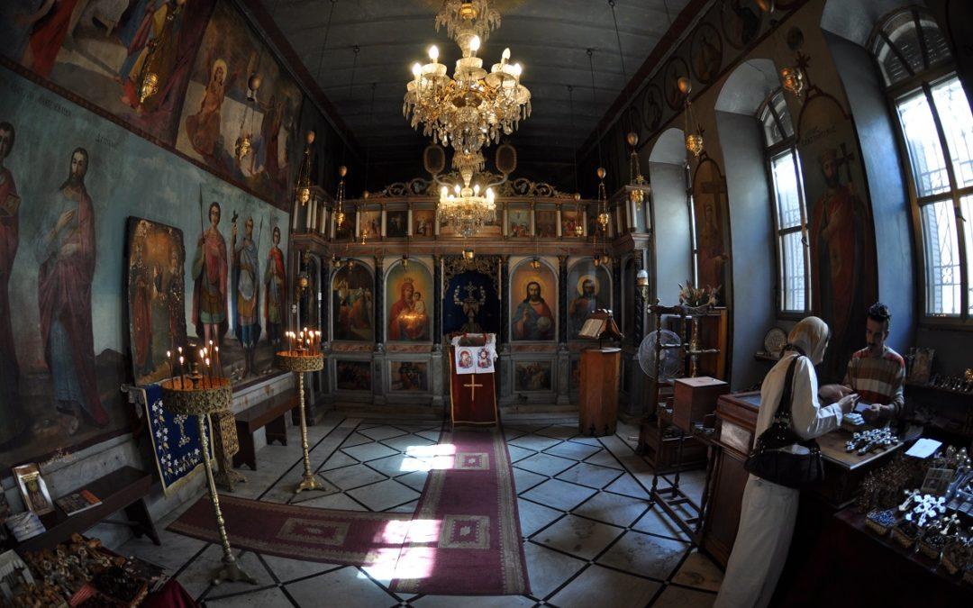 Parafia greckokatolicka p.w. św. Mikołaja w Zyndranowej
