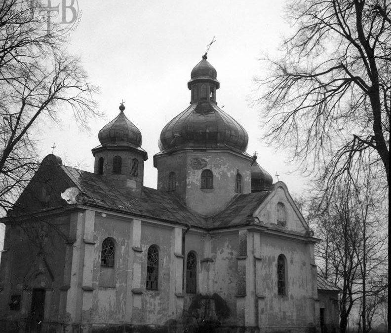 Cerkiew pw. Świętego Dymitra w Stubnie