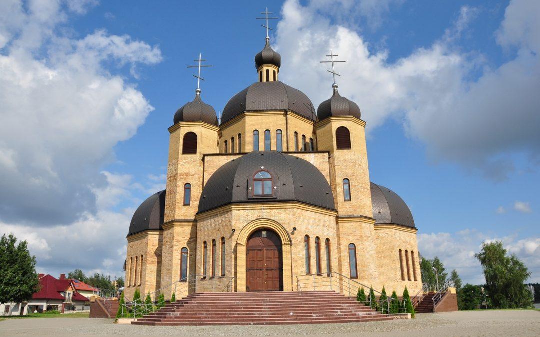 Kilka cerkwi Podlasia 2012 r.