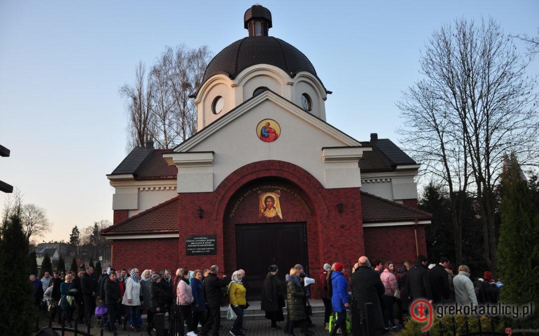 Parafia greckokatolicka p.w. Ofiarowania Najświętszej Bogurodzicy w Ostródzie