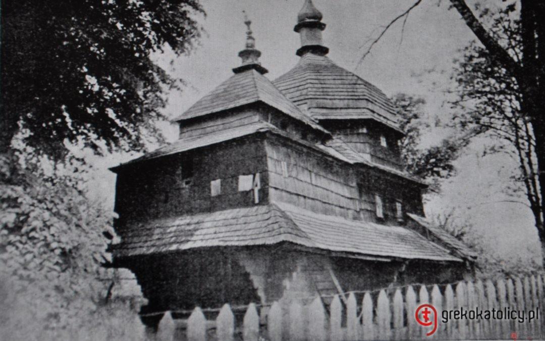 Cerkiew pw. Św. Mikołaja i Pokrowy Bogurodzicy w Dusivciach [Niziny]