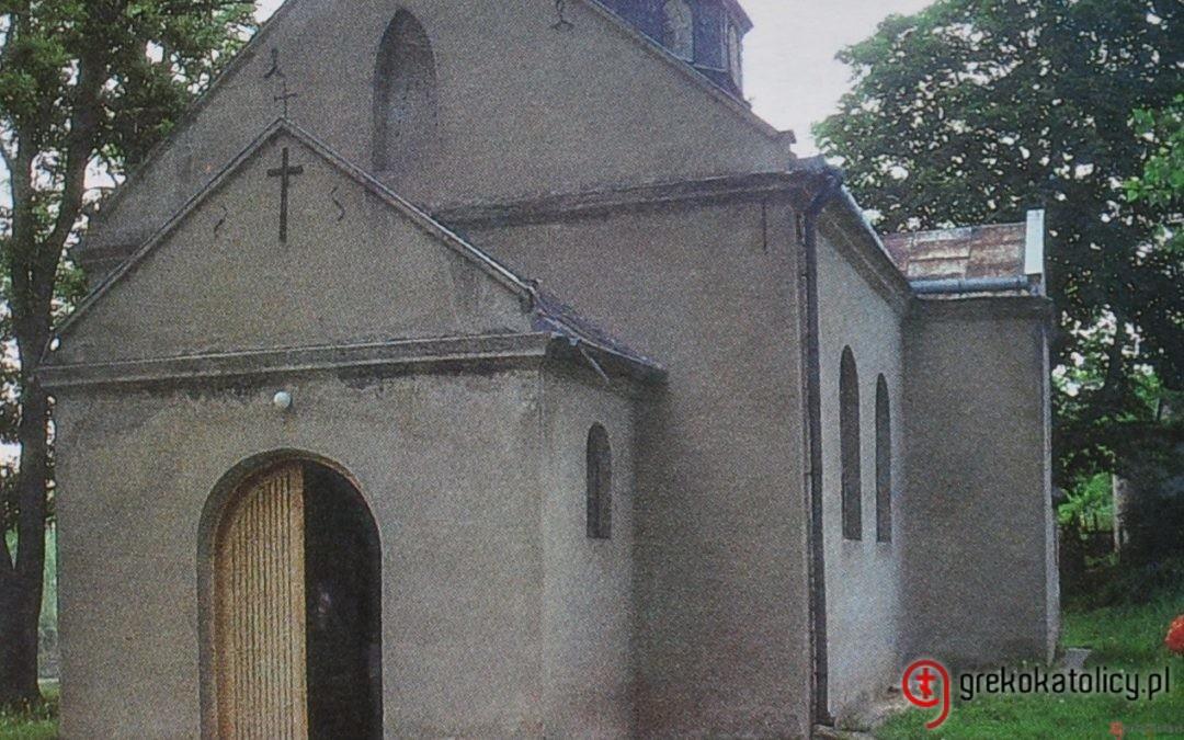 Cerkiew pw. Św. Mikołaja Cudotwórcy w Batyczach