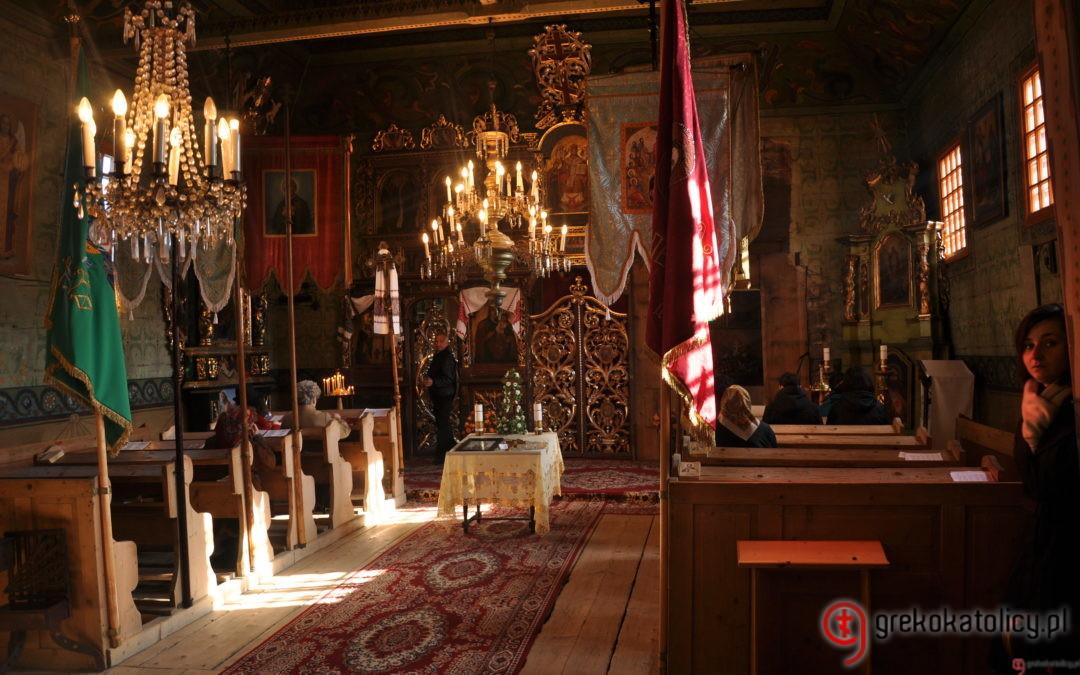 ks. prof. Janusz Czerski: Podstawy biblijne Liturgii św. Jana Chryzostoma [symbolika Boskiej Liturgii]