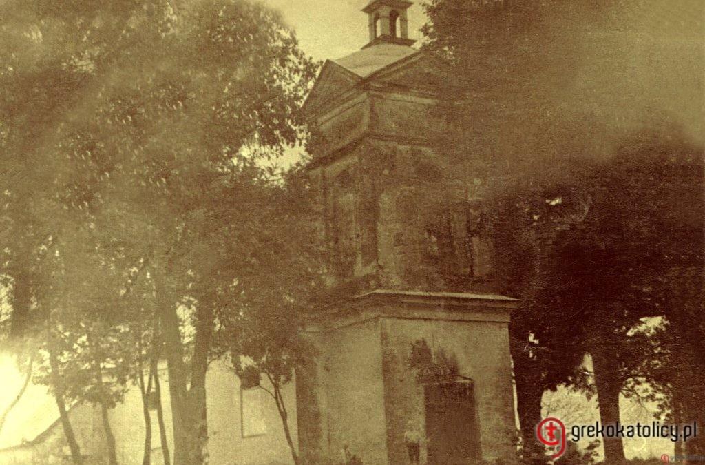 Cerkiew pw. Narodzenia Bogurodzicy w Bachórzcu