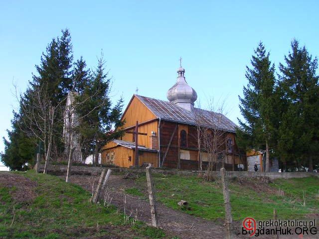 Cerkiew Narodzenia Bogurodzicy w Bolestraszycach